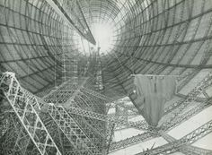 Airship, Graf Zeppelin, Construction