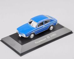 1/43 Scale Alloy Diecast Diecast Alloy Volkswagen TL (1972) Car Vehicle Display Model Collectible brinquedos boys Gifts