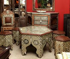 Malabar Coast Living Furniture Store La Brea