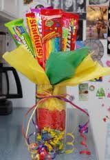 candies, centerpiece