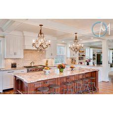 Typhoon Bordeaux Granite Kitchen by Marble.com