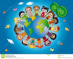 World Of Children - Download From Over 51 Million High Quality Stock Photos, Images, Vectors. Sign up for FREE today. Image: 16823420