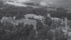 St. Emma Military Academy campus - 1960
