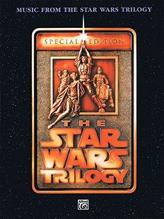 Music From The Star Wars Trilogy - Special Edition @ niftywarehouse.com #NiftyWarehouse #Geek #Products #StarWars #Movies #Film