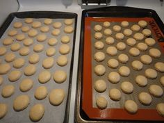 My Hazelnut Macarons Cook Smarts, Griddle Pan, Macaroons, Sheet Pan, Cookie Recipes, Dishes, Cooking, French Macaron, Community