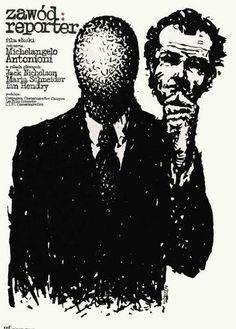 The Passenger (Polish) 27x40 Movie Poster (1975)