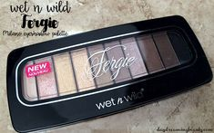 Wet n Wild Milano Eyeshadow Palette - affordable drugstore neutral palette with fabulous color payoff! daydreamingbeauty.com