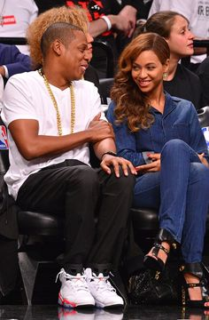 Pin for Later: Beyoncé and Jay Z Finally Give Us a Look at Their Secret Wedding
