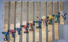 Best 12V Cordless Drill - Run Time Results Lo Res
