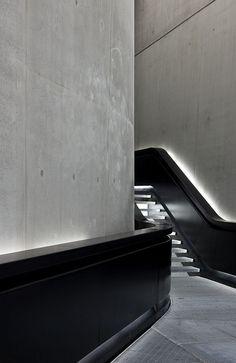 MAXXI Museum of XXI Century Arts | Rome, Italy | Zaha Hadid