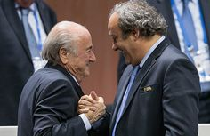 Blatter y Platini alargan la lista de suspendidos por FIFA - El Comité de Ética de la FIFA, defendido por Joseph Blatter como una herramienta para garantizar la transparencia y la tolerancia cero frente a las ...