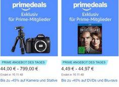 """Amazon: DVDs und Blu-rays für Prime-Kunden zum Schnäppchenpreis https://www.discountfan.de/artikel/technik_und_haushalt/amazon-dvds-und-blu-rays-fuer-prime-kunden-zum-schnaeppchenpreis.php 25 ausgewählte DVDs und Blu-rays sind heute exklusiv für Prime-Kunden mit zu teils deutlich reduzierten Preisen zu haben. Mit dabei: """"Der Herr der Ringe"""", """"Life of Pi"""" und der Klassiker """"Titanic"""". Amazon: DVDs und Blu-rays für Prime-Kunden zum Schn"""