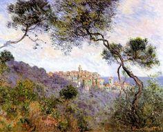 Bordighera, Italie - Claude Monet
