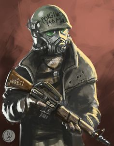 70 Best Fallout images in 2019 | Fallout New Vegas, Sketches