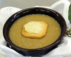 Ricetta Zuppa di cipolle