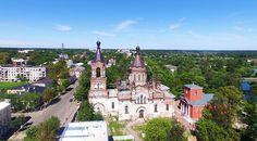 12 августа состоится празднование 240-летие города Луги.