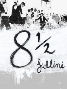 Cartel de la película Fellini, Ocho y medio