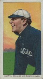 1909-11 The American Tobacco Company T206 White Border #449 Frank Smith (Chicago & Boston) Front