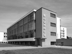 Bauhaus Schöneberg hansaviertel 1957 walter gropius brutalism in germany