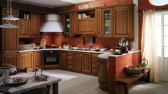 Madeleine kuchyňská linka do rohu / rustic corner kitchen Kitchen Hob, Rustic Kitchen, Kitchen Cabinets, Kitchen Ideas, Kitchen Colors, Kitchen Design, Scavolini Kitchens, White Pendant Light, Pendant Lights