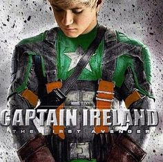 Will Niall Horan save us ? Of course, he is a Captain Ireland..!!