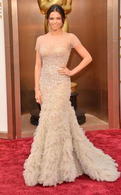 + Carolina Estilo + / Jenna Dewan-Tatum /  Oscars 2014