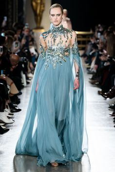 Elie Saab Spring 2019 Couture Collection - Vogue