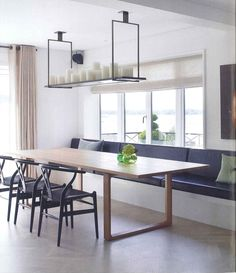 Trendy Built In Bench Seating Living Room Kitchen Banquette Ideas Banquette Seating In Kitchen, Kitchen Table Bench, Dining Room Bench Seating, Booth Seating, Bedroom Seating, Built In Seating, Dining Room Design, Dining Tables, Dining Area