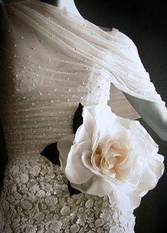 ♔ White Chanel