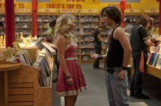 You know the lyrics: 'Just a small-town girl/ Livin' in a lonely world . Just a city boy/ Born and raised in South Detroit. In 'Rock of Ages,' Julianne Hough is the small-town girl and Diego Boneta the city boy in the film directed by Adam Shankman. Old Rock Songs, 80s Fashion, Fashion Outfits, Rock Fashion, Fashion Trends, 2012 Movie, Rock Of Ages, Small Town Girl, Julianne Hough