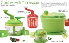 This ain't your grandma's tupperware anymore...: les nouveaux vendeurs populaires!