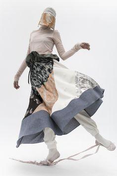 Asiya Bareeva коллекция | Коллекции весна-лето 2016 | Москва | VOGUE