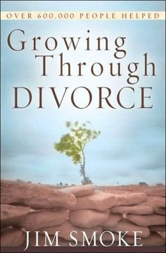 Growing Through Divorce this book really helped me going through my divorce and is a God send. I'm glad I turned to it and hope any Christian struggling with divorce does, too!