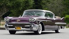 1958 Cadillac Series 62 Maintenance/restoration of old/vintage vehicles: the material for new cogs/casters/gears/pads could be cast polyamide which I (Cast polyamide) can produce. My contact: tatjana.alic@windowslive.com