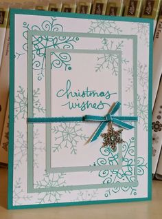 Windy's Wonderful Creations: PPA231 Having a Blues Christmas!