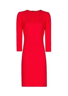 MANGO - Kleid mit Ziernähten