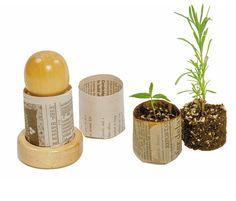 Potmaker Paper Pot Press   Gifts for Gardeners