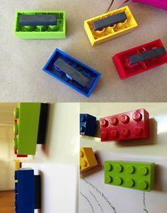 12 ideias de coisas que você pode criar com Lego - Somente Coisas Legais