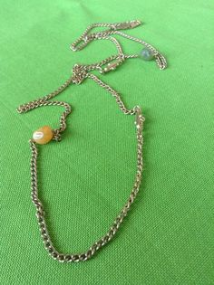 Sarah Coventry Gold-tone Necklace Item 192 by LaylaBaylaJewelry