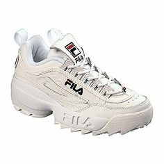 Fila shoes guilty of wearing these in the 90s