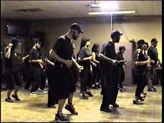 """ STEP IN THE NAME OF LOVE"" LINE DANCE 10.16.12"