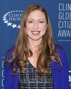 Pin for Later: 22 Celebrities You Didn't Know Were Only Children Chelsea Clinton
