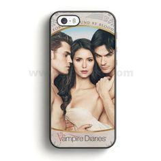 Vampire Diaries Forever Bound iPhone SE Case | Aneend.com