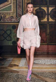 Blumarine • Spring Summer 2017 • Fashion Show Collection