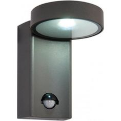 67696 Oreti PIR LED Outdoor Wall Light Automatic Led Outdoor Wall Lights, Led Wall Lights, Outdoor Lighting, Grey Paint, Sconces, Home Decor, Gray Paint, Homemade Home Decor, Chandeliers
