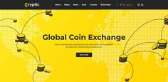 With our compelling list of Bitcoin WordPress themes, you can cover the creation of all your cryptocurrency websites. Coin Market, Bitcoin Transaction, Crypto Market, New Shop, Cryptocurrency, Wordpress Theme, Tumbler, Finance