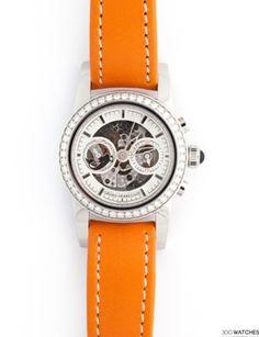 Girard-Perregaux 80440D11A1316SAHD31 Chrono Diamond Automatic Watch