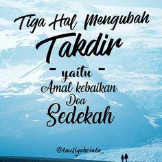 Tiga Amal yang Bisa Mengubah Takdir Percaya adanya takdir adalah salah satu rukun iman dalam Islam. Takdir adalah ketentuan Allah SWT…