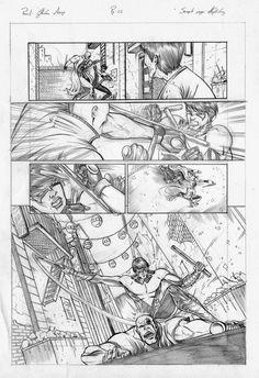 Gleidson Araujo: Nightwing (Asa Noturna)