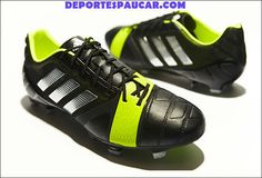 Adidas Nitrochargue 1.0 negra-plata-amarilla